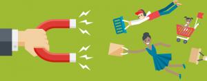 El inbound marketing procura la atraer y fidelizar a los clientes.