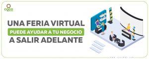 Una feria virtual puede ayudar a tu negocio a salir adelante
